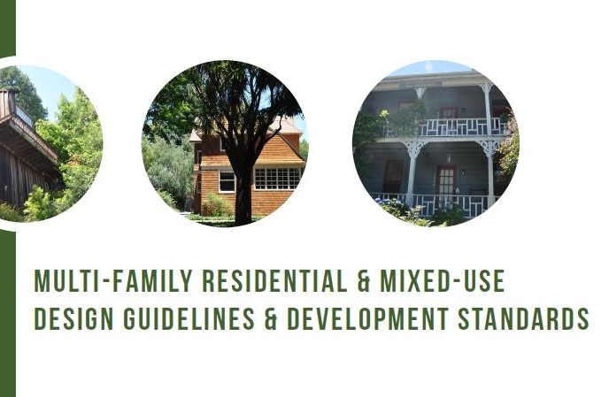 Mill Valley Residential+MU Design Guidelines