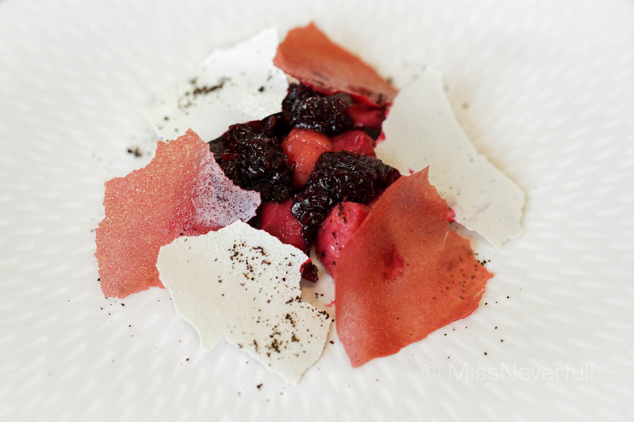 rosella jam, Tasmanian pepper berry