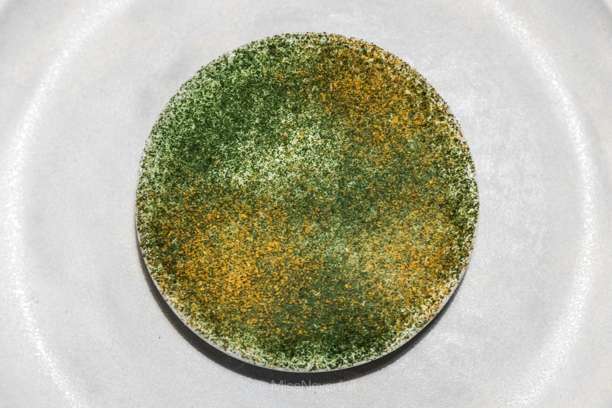 9. Yogurt, marigold & lemo