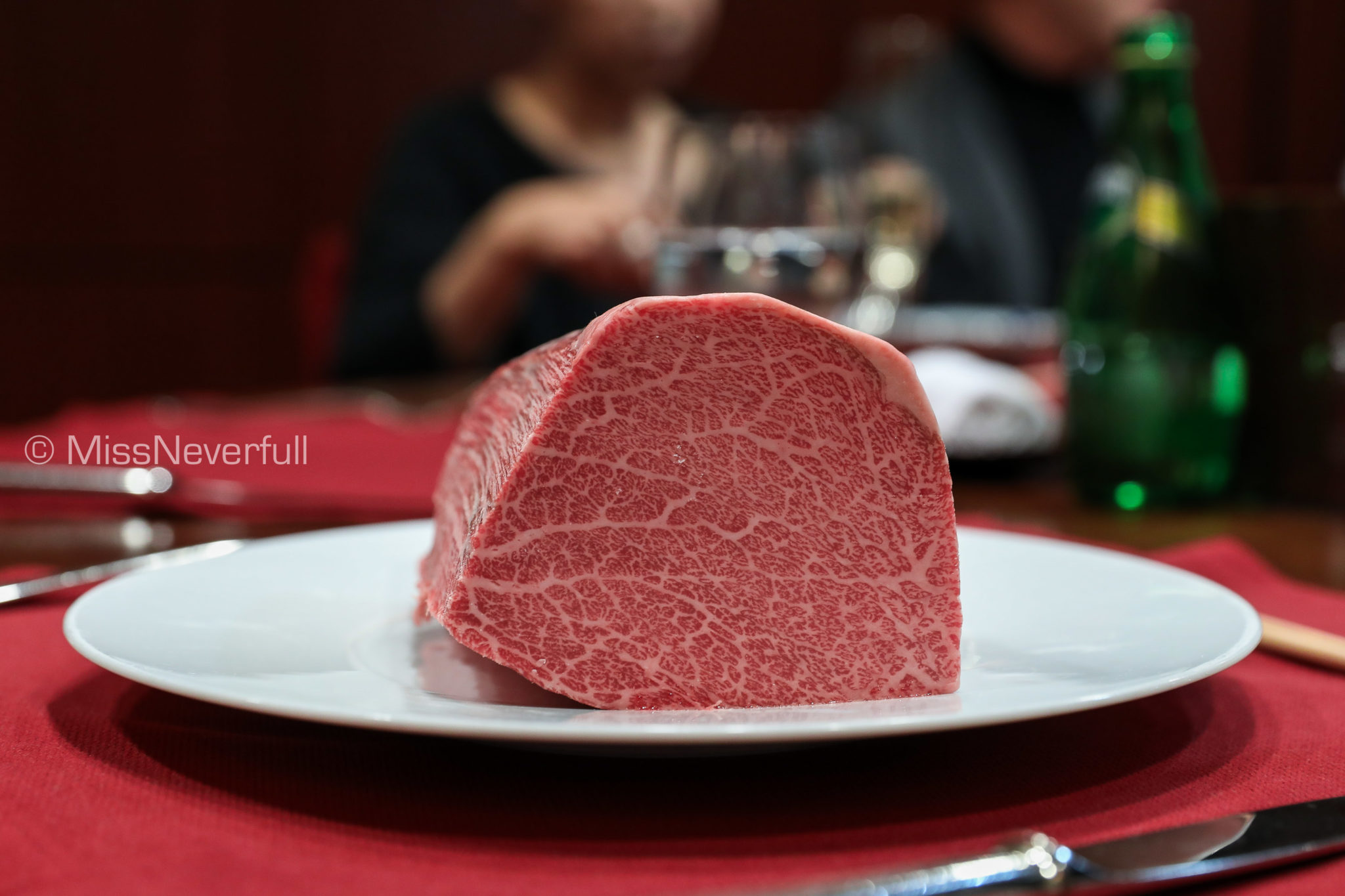 Beef of the day: from Matsusaka, Japan (松阪)