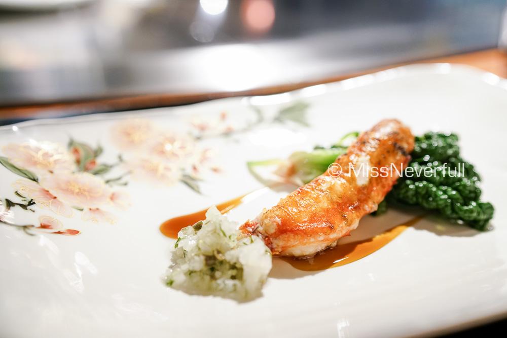 Seasonal appetizer: Alaskan Snow Crab