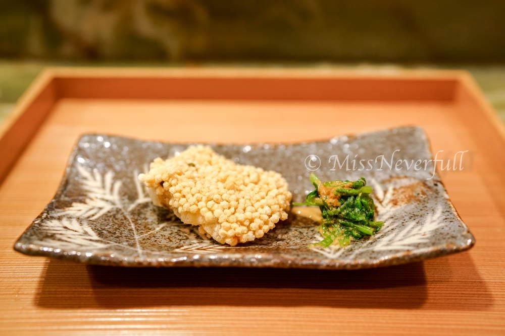 6. Deep-fried Amadai
