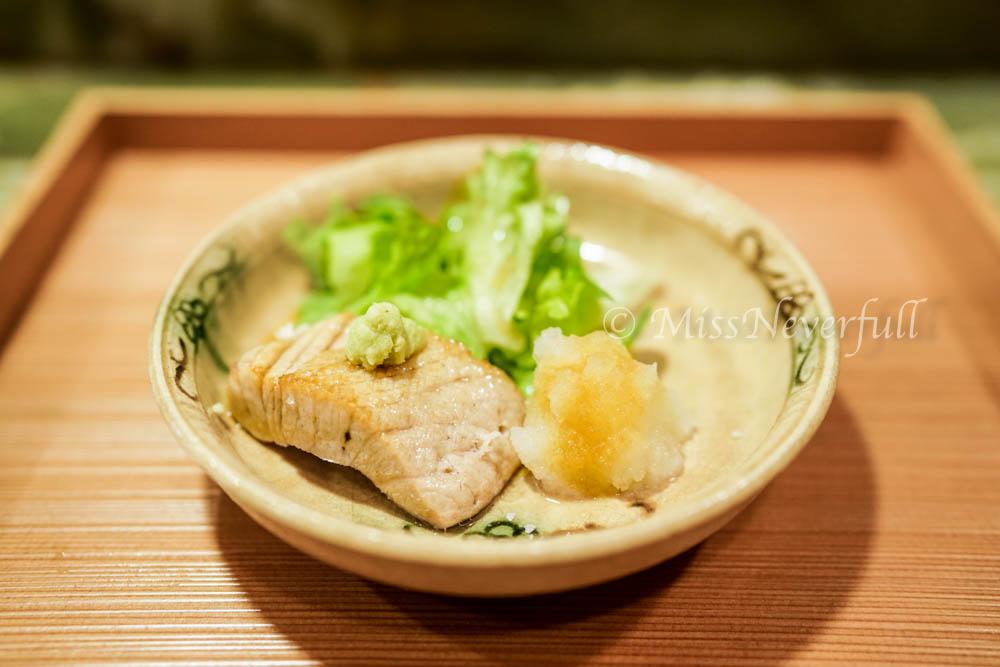 8. Grilled fugu