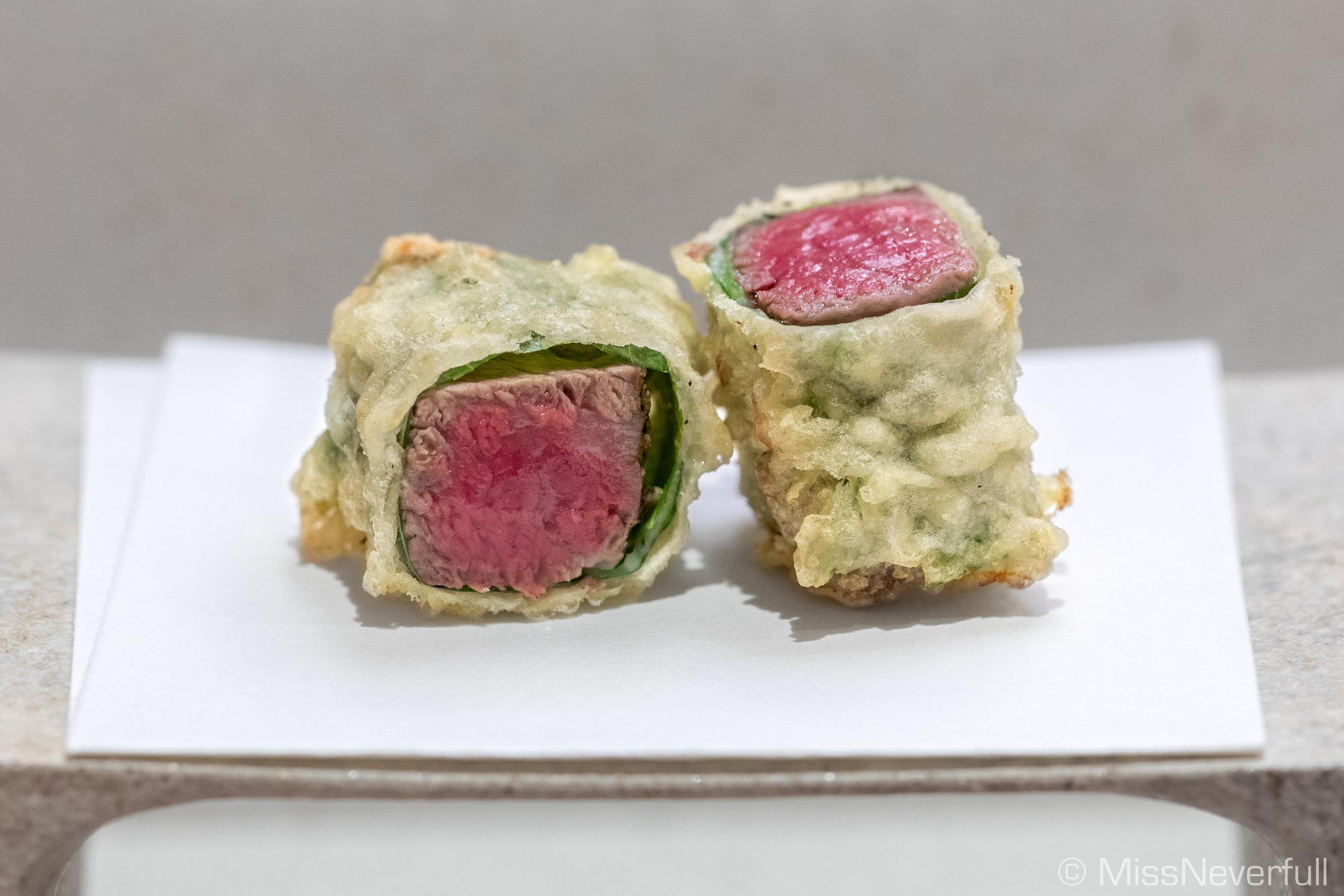 9. Kagoshima beef