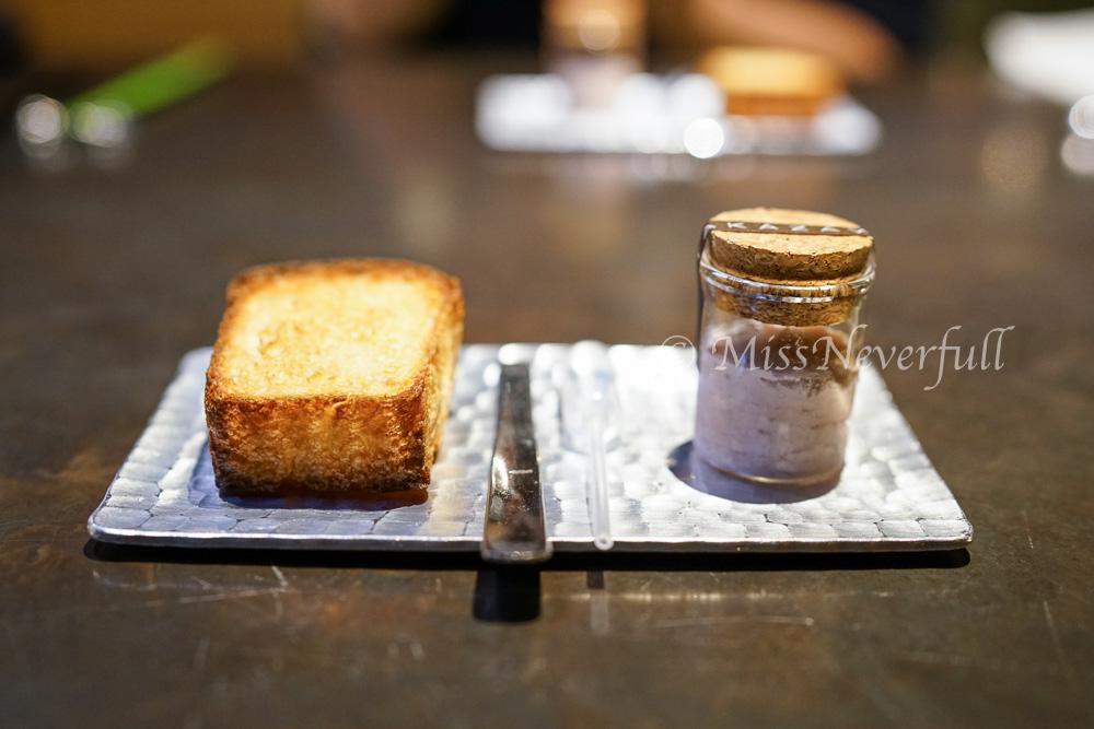 Bread & Agu pork Rillettes | パン アグー豚のリエット