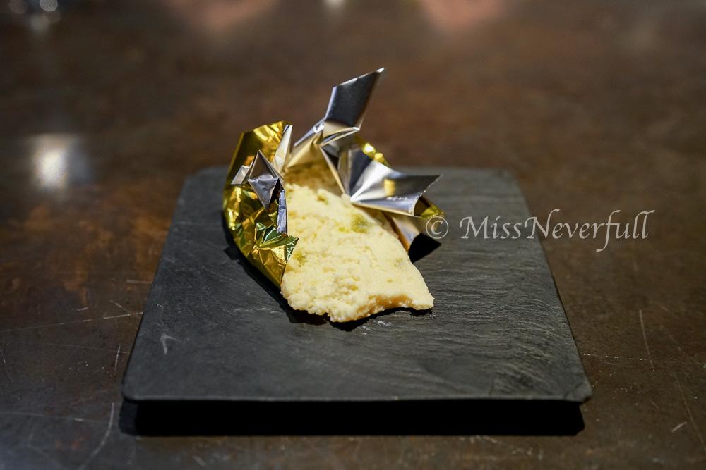 Takazawa's Special Blue Cheese (2011) | ブルーチーズ 〜ーロチーズ〜