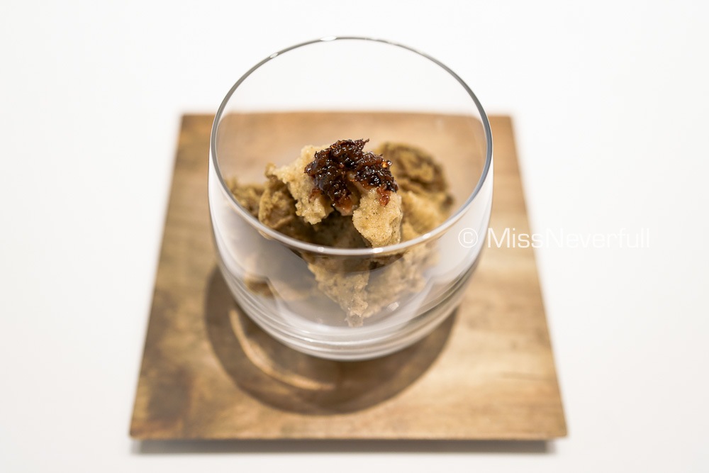 Fujian High Mountain Tea Sorbet, Raisin