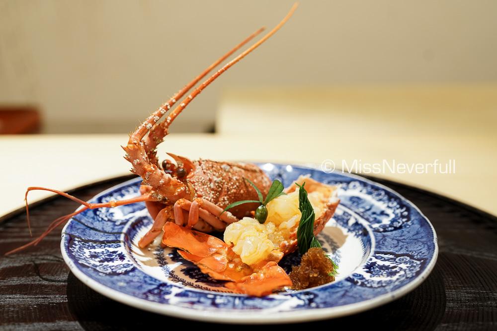 強肴: 伊勢海老 海老味增 | Ise Lobster and lobster miso