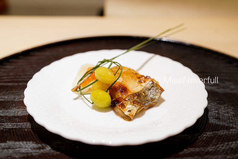 烤物 | Grilled Silver Cod Fish