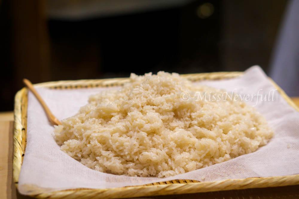 Shari (sushi rice)