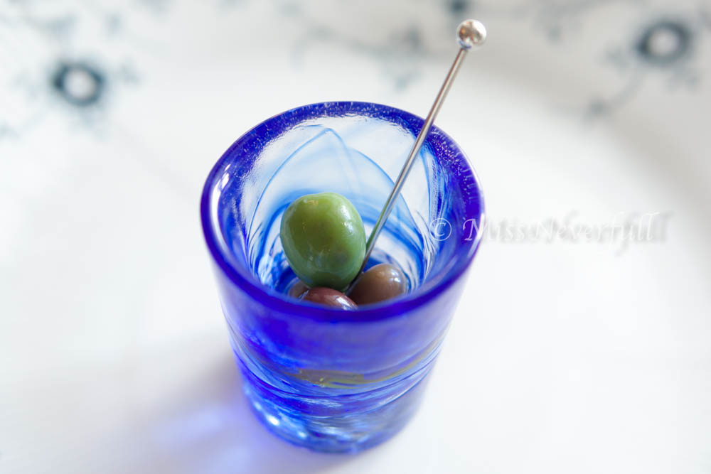 Amuse Bouche - Home infused olives