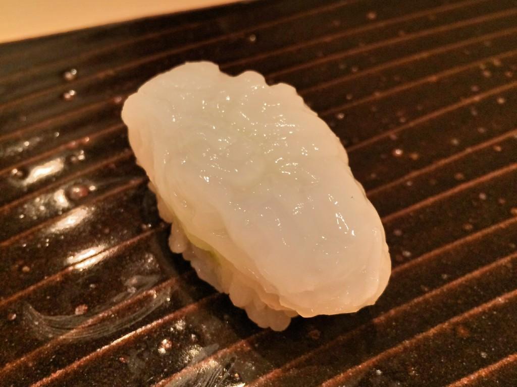 1. Shiro-ebi (white shrimp)