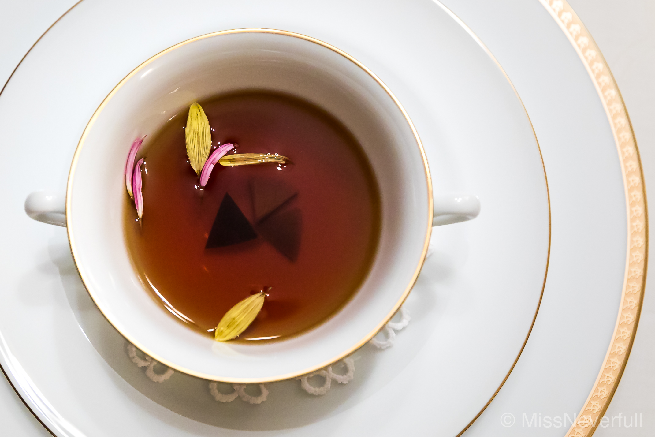 3. Consomme soup of soft-shell turtle