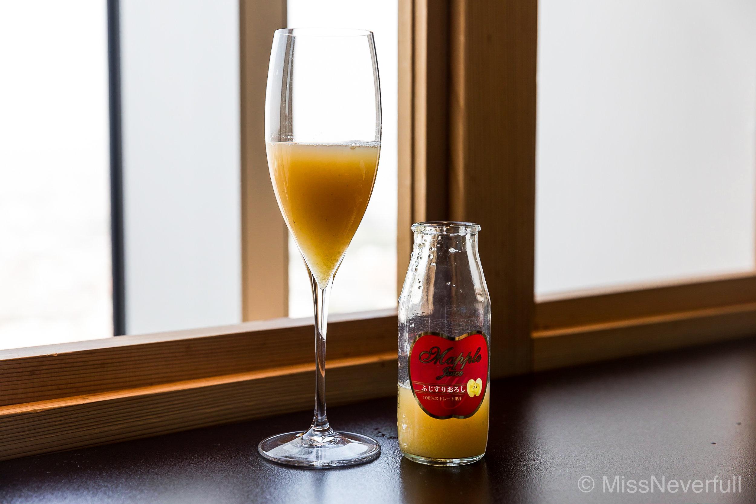 Japanese Orange juice