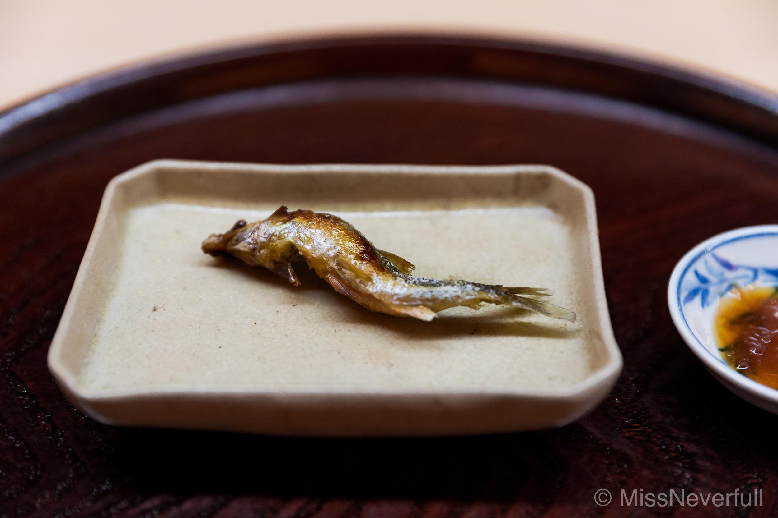 7. Grilled Moroko fish