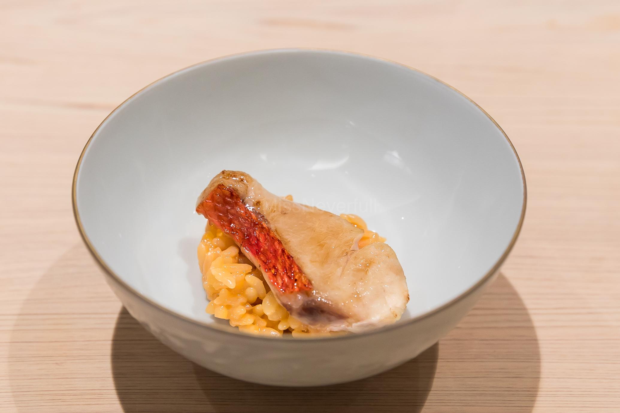 7. Uni rice, Kinmedai