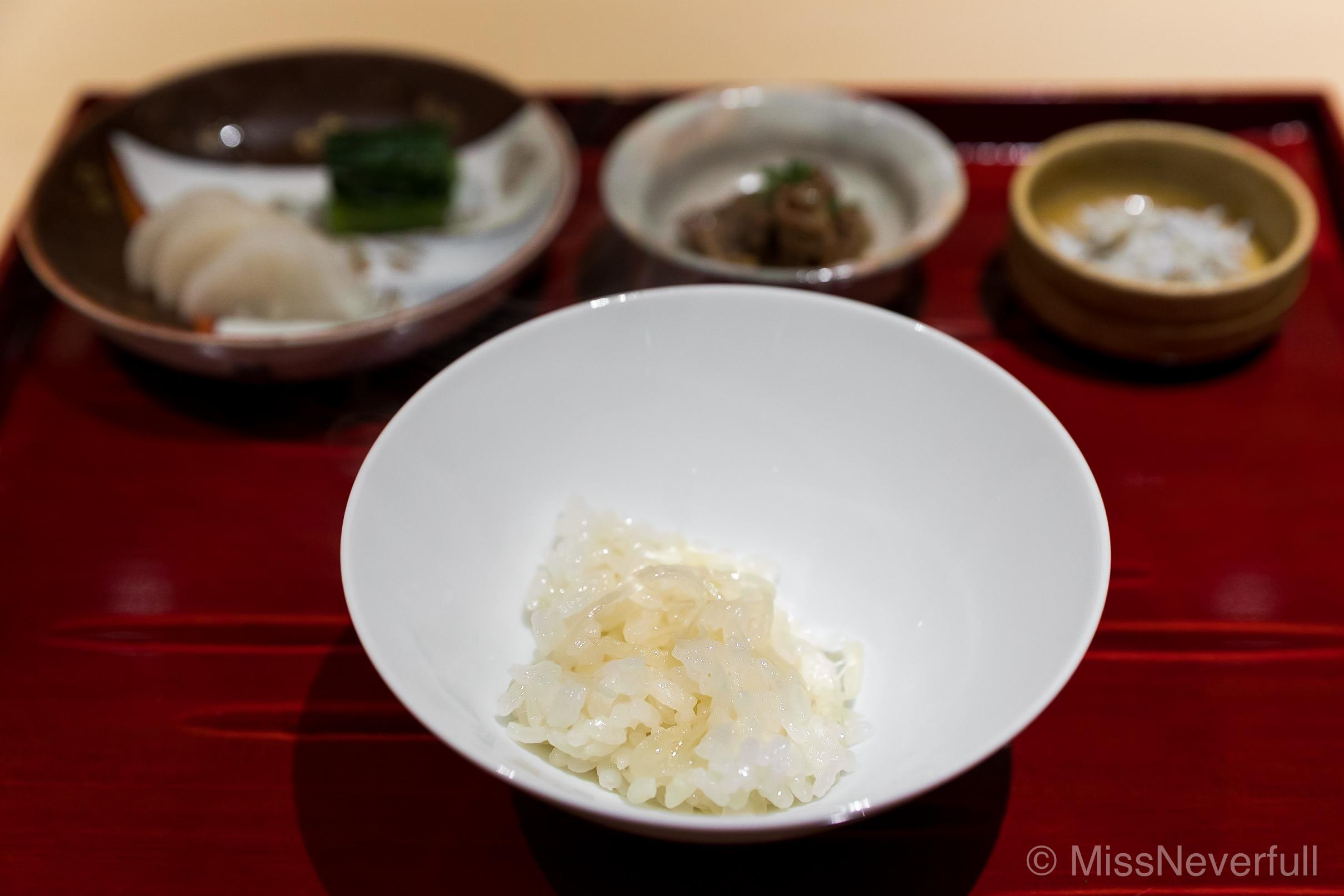 10.1 新生姜ご飯(滋賀県のお米)