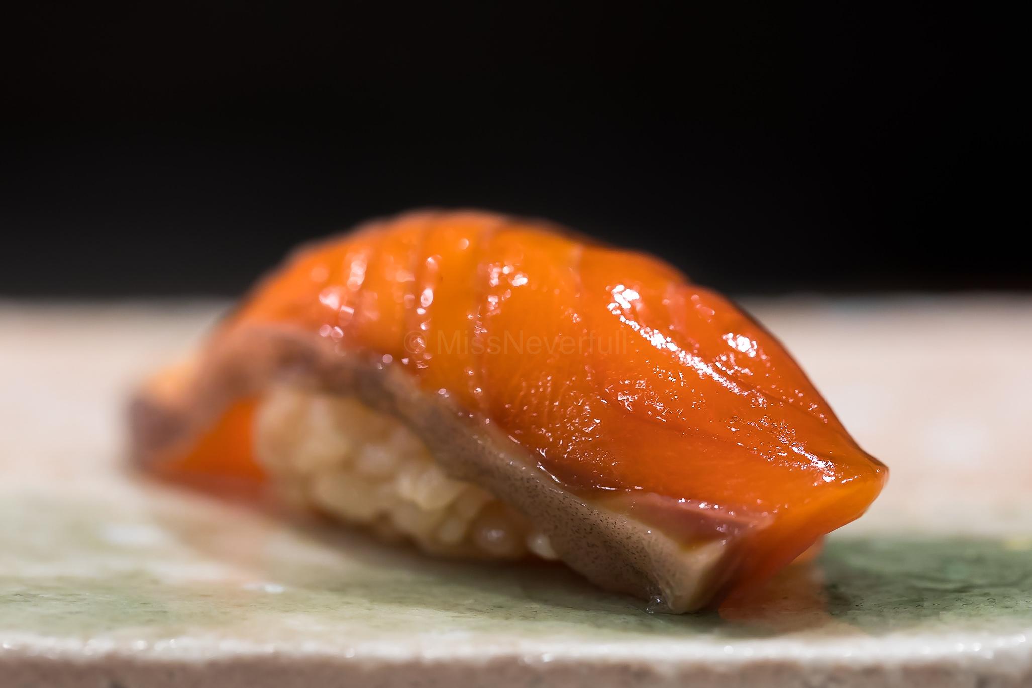 9. Masu no zuke (marinated masu) from Amurugawa, China 中國黒竜江