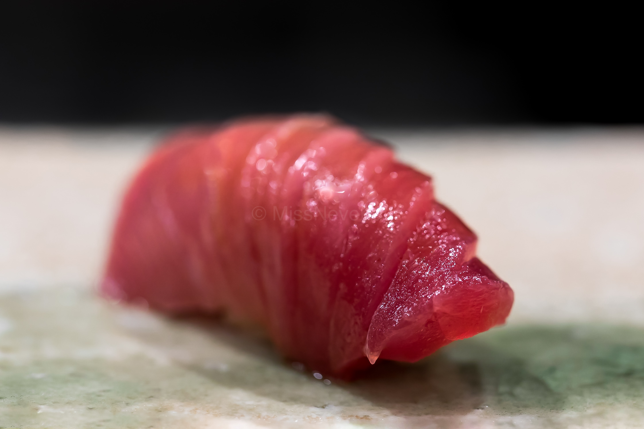 11. Chiaigishi maguro 血合いぎし