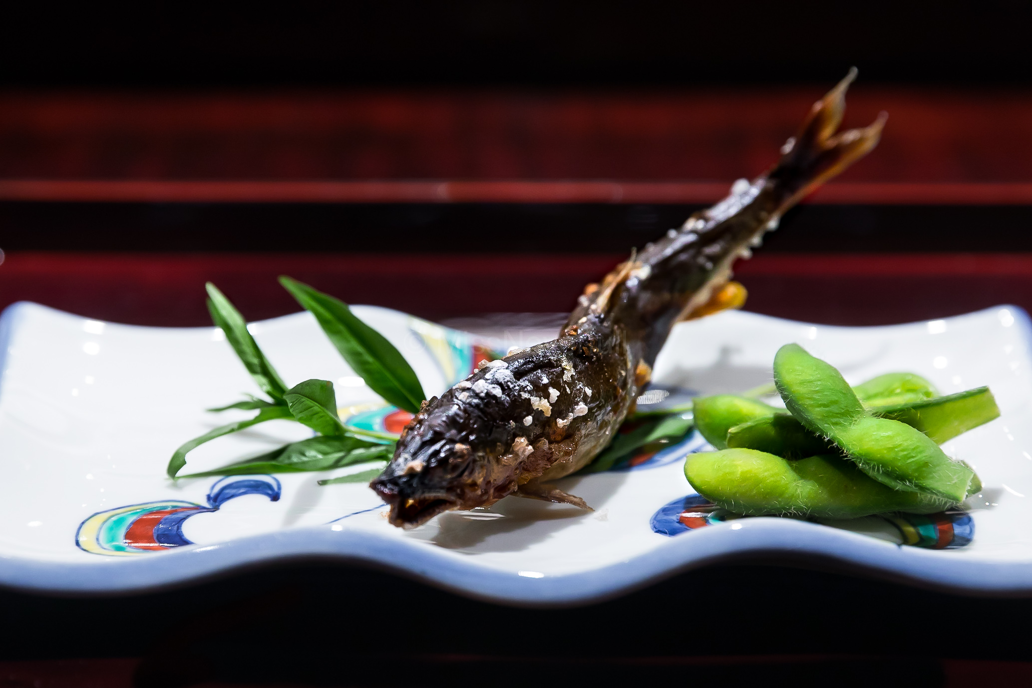 6. Grilled Ayu from Adogawa | 安曇川の鮎