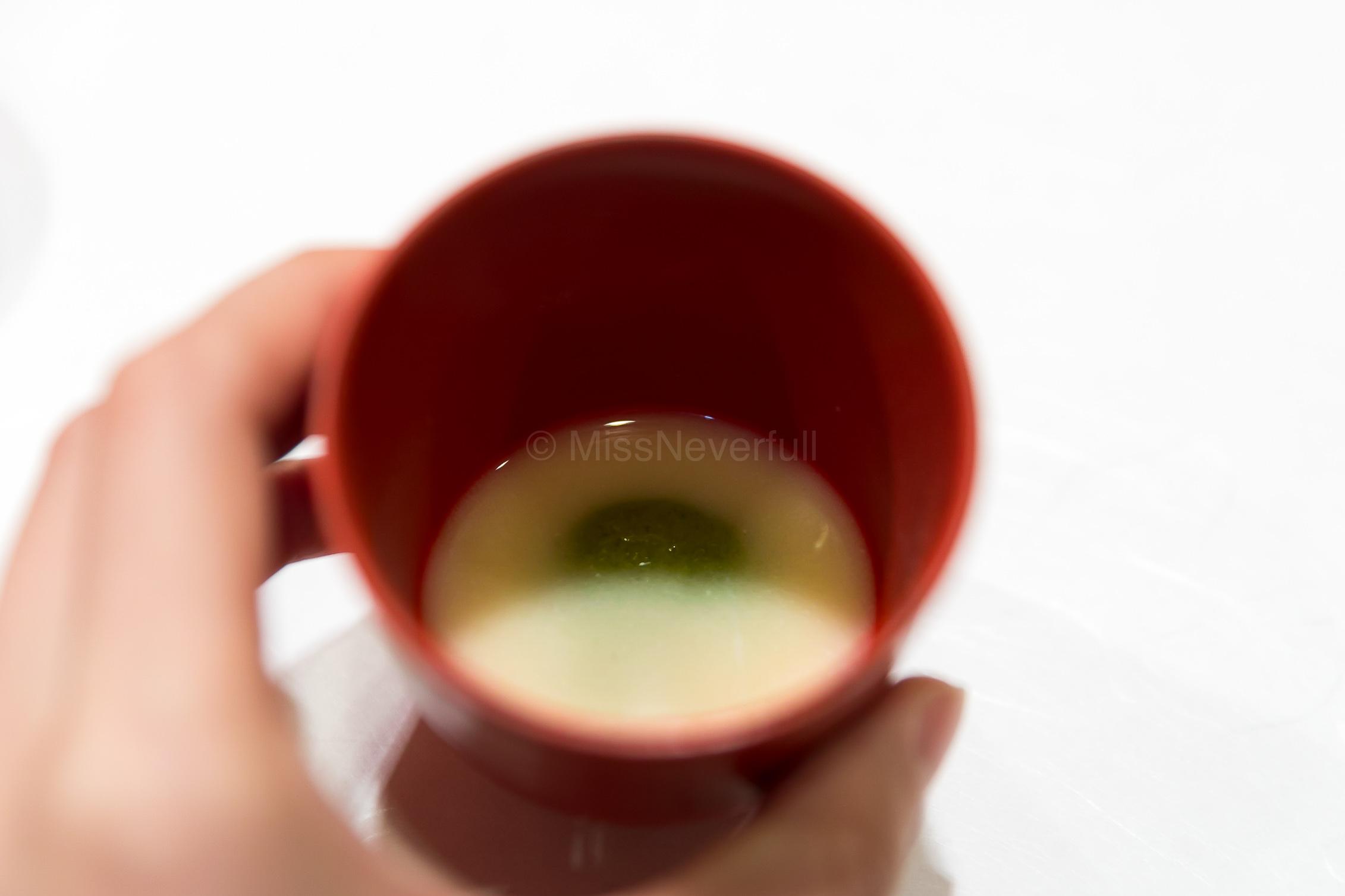 白味噌 蓬もち入り 生姜