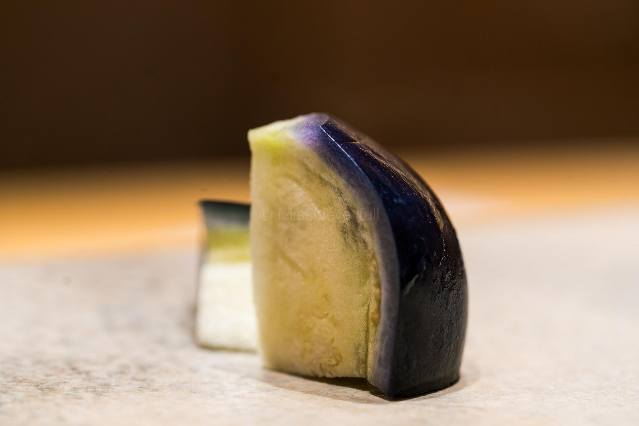 茄子の浅漬け / Pickled Eggplant