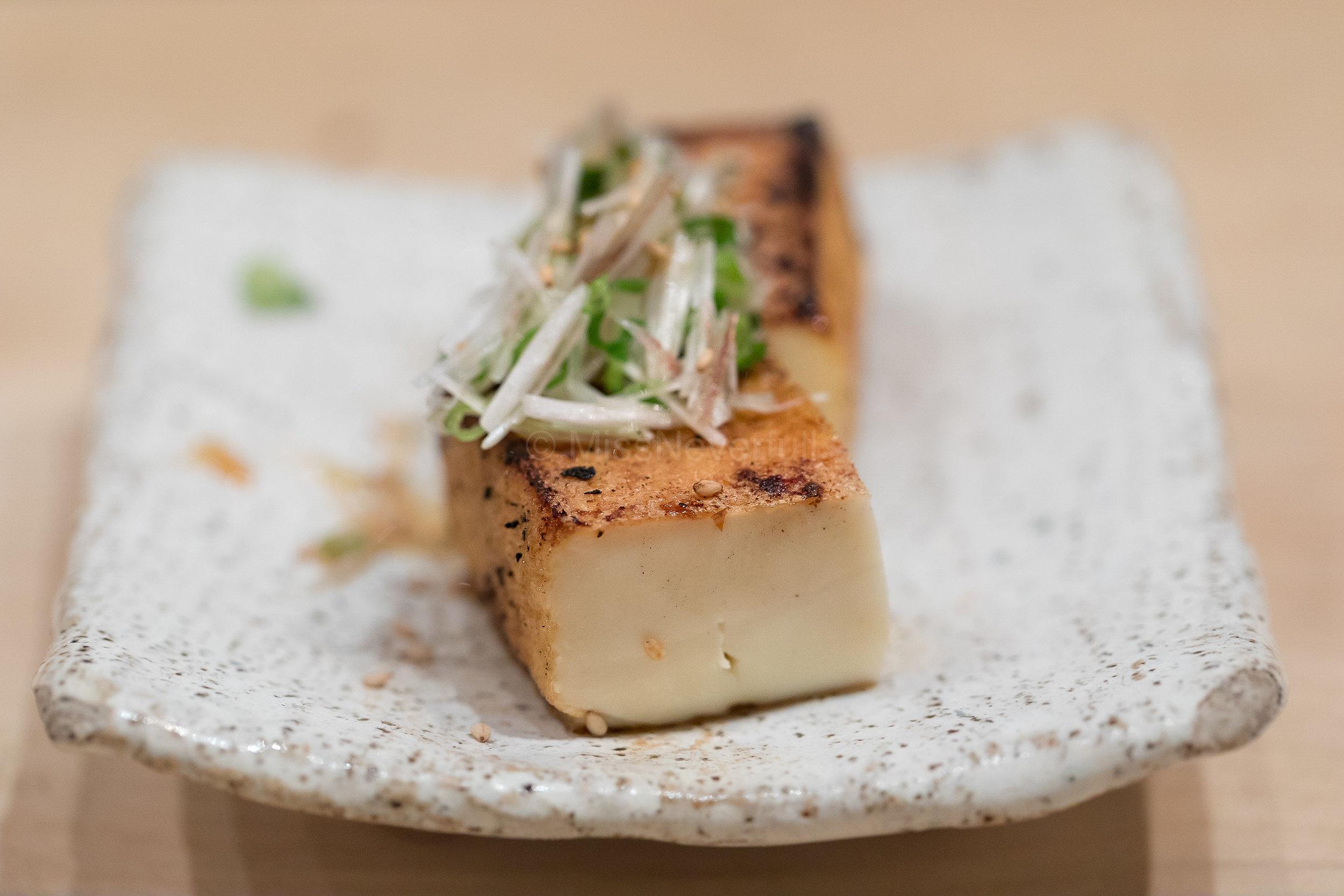 15. Atsuage (thick tofu) | 厚揚げ