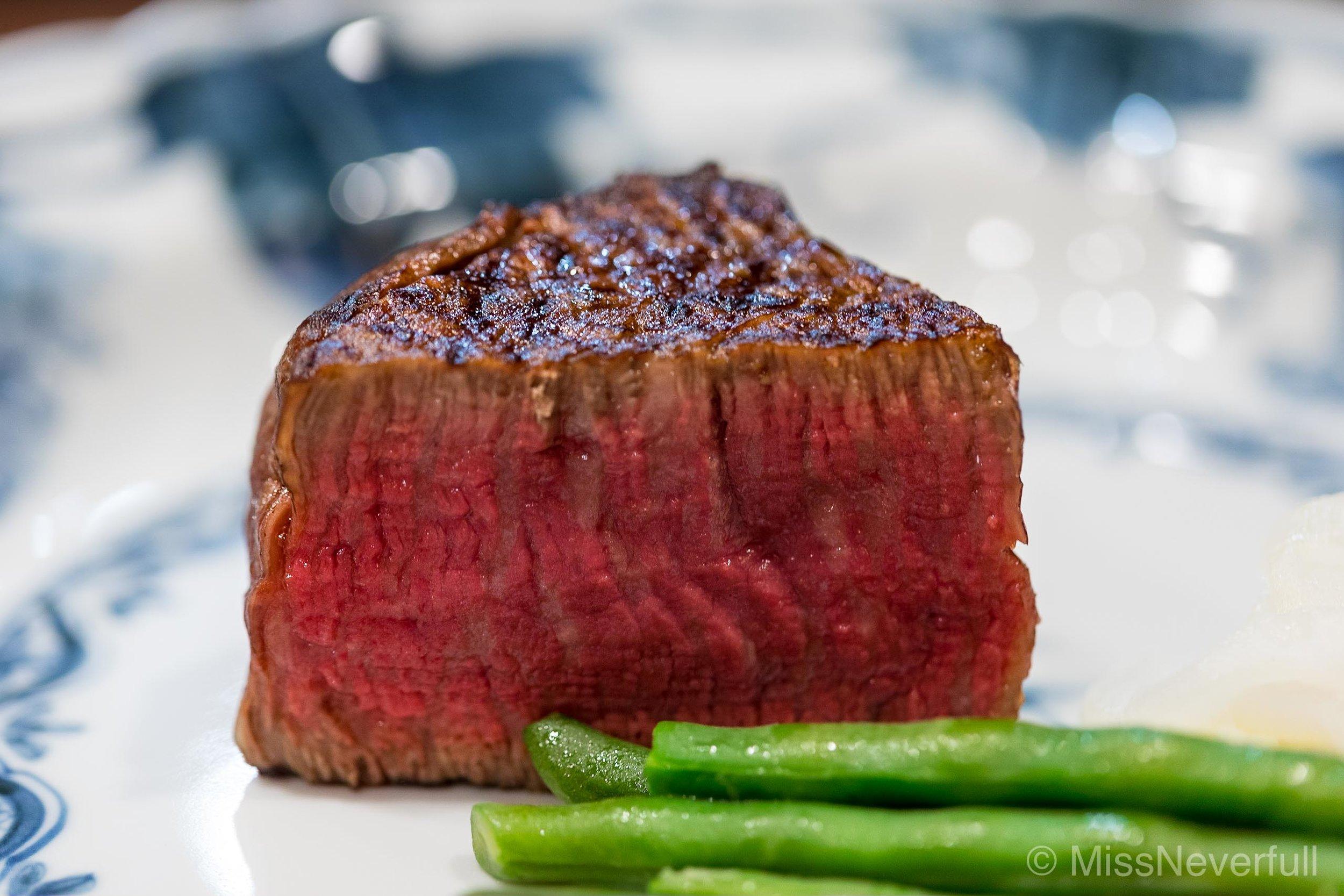 5. Roasted wagyu steak
