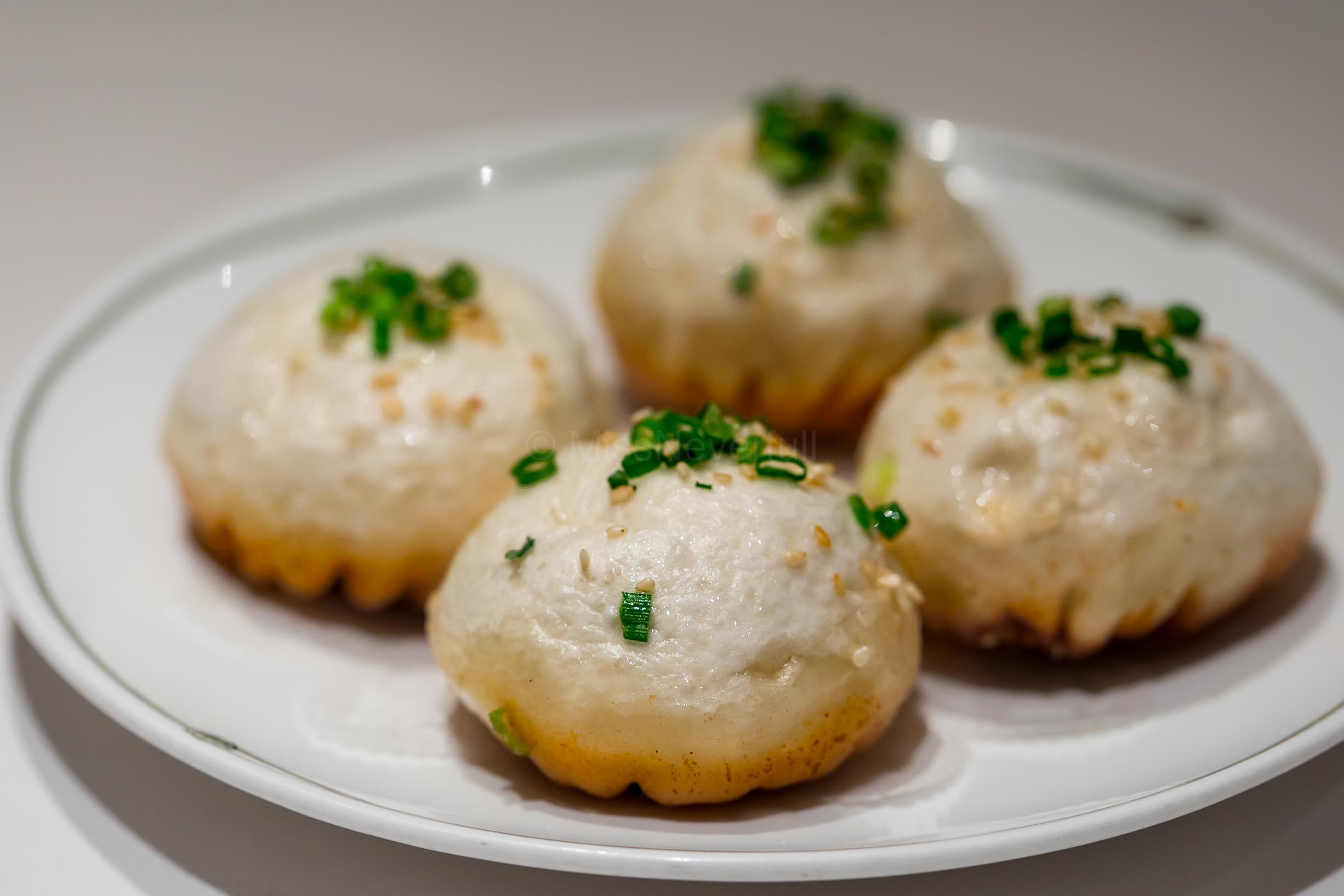 上海生煎包 Shanghainese Pan-Pried Buns