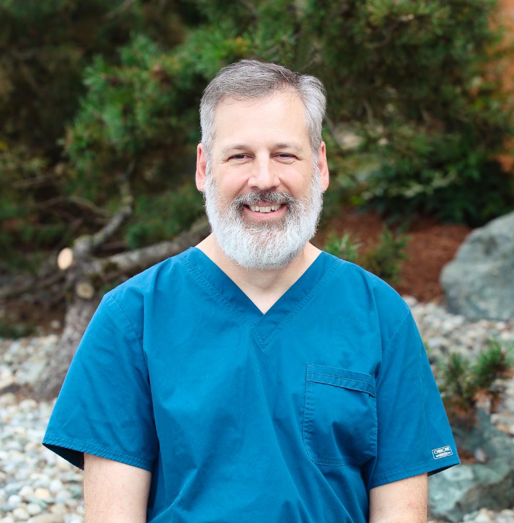Dr. Michael Longoni Diamond Veterinary Clinic