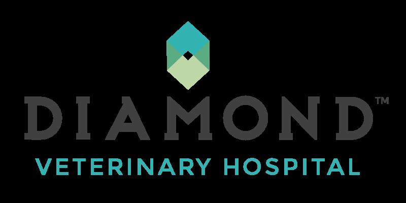 New Diamond Vet logo