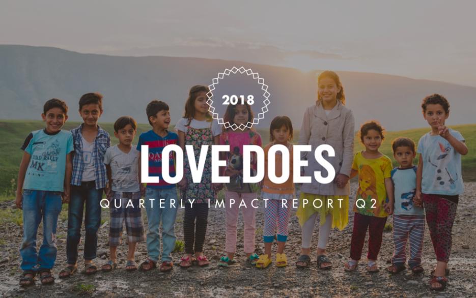 2018 Q2 Impact Report