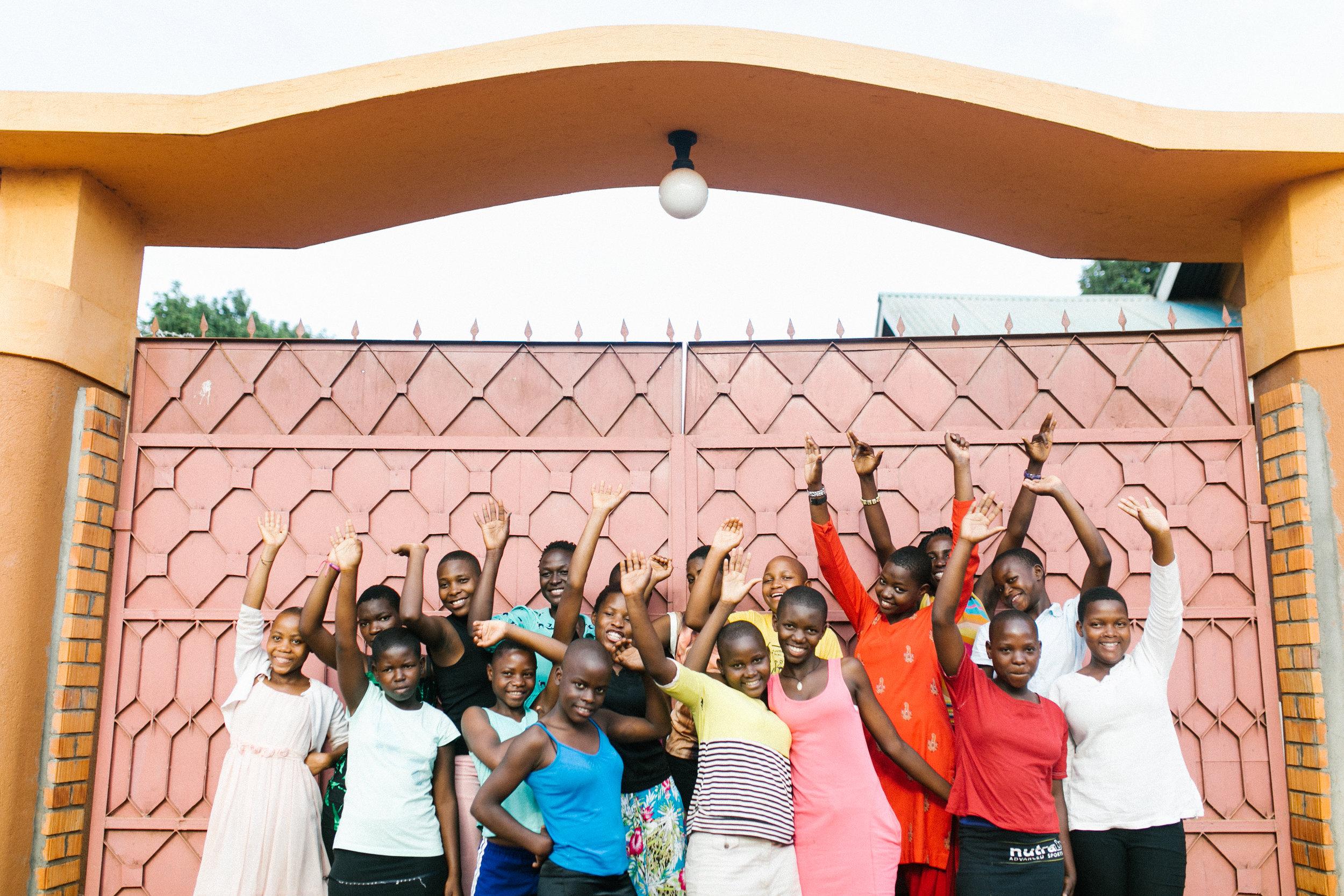 Uganda Safe House
