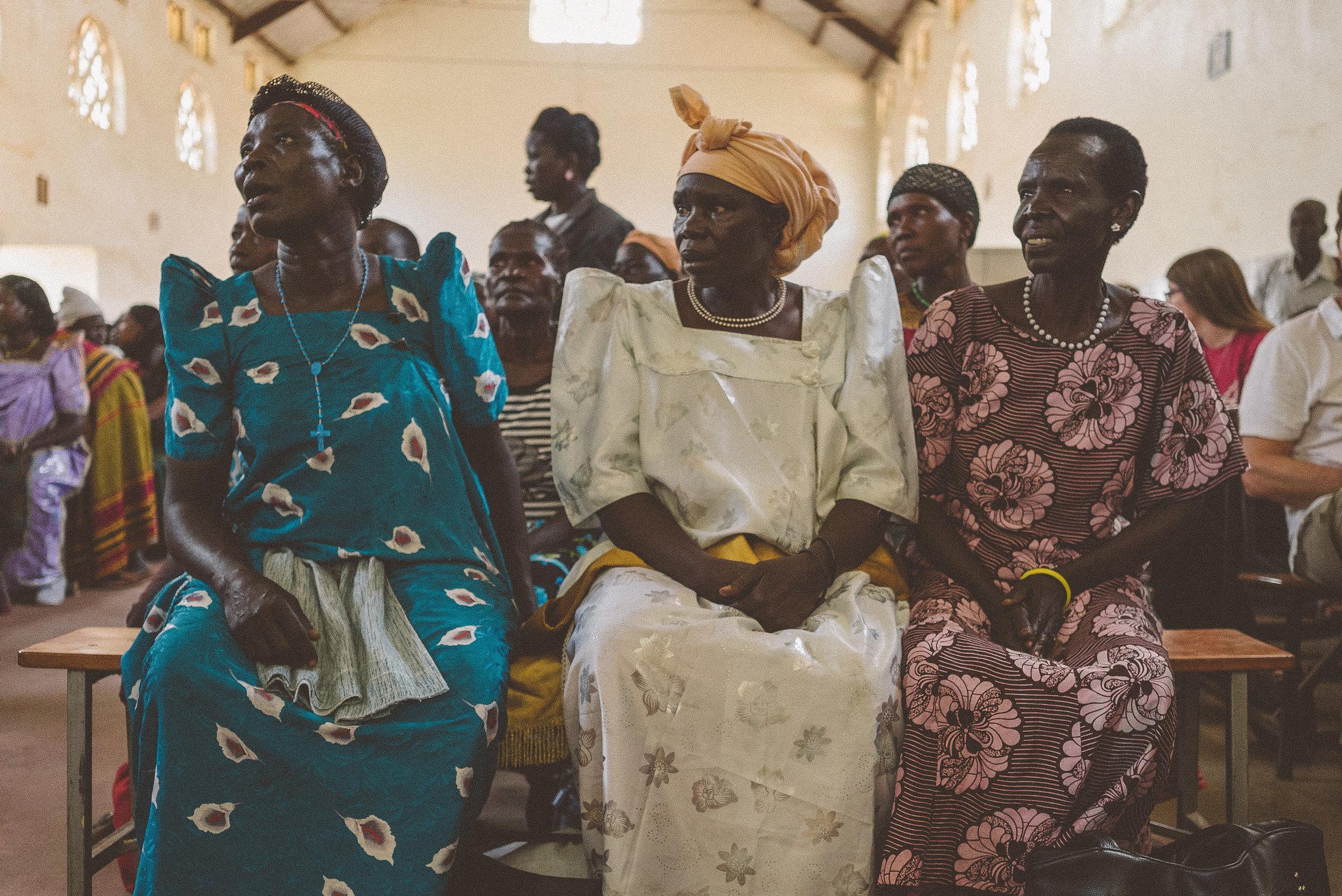 Uganda Traditional Healers