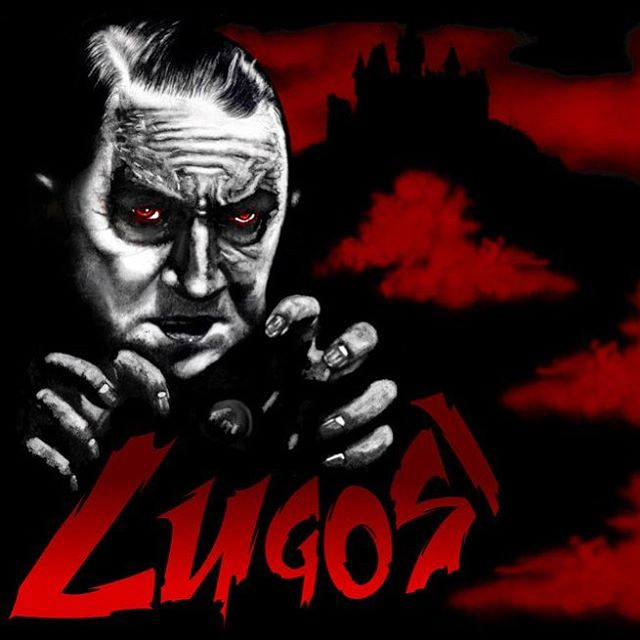 Lugosi 2018 for @phantomcarriage & @realbelalugosi. By @victorioustiles.
