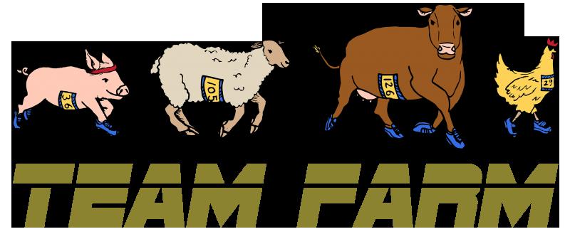 Stephanie Luke - Team Farm Animals