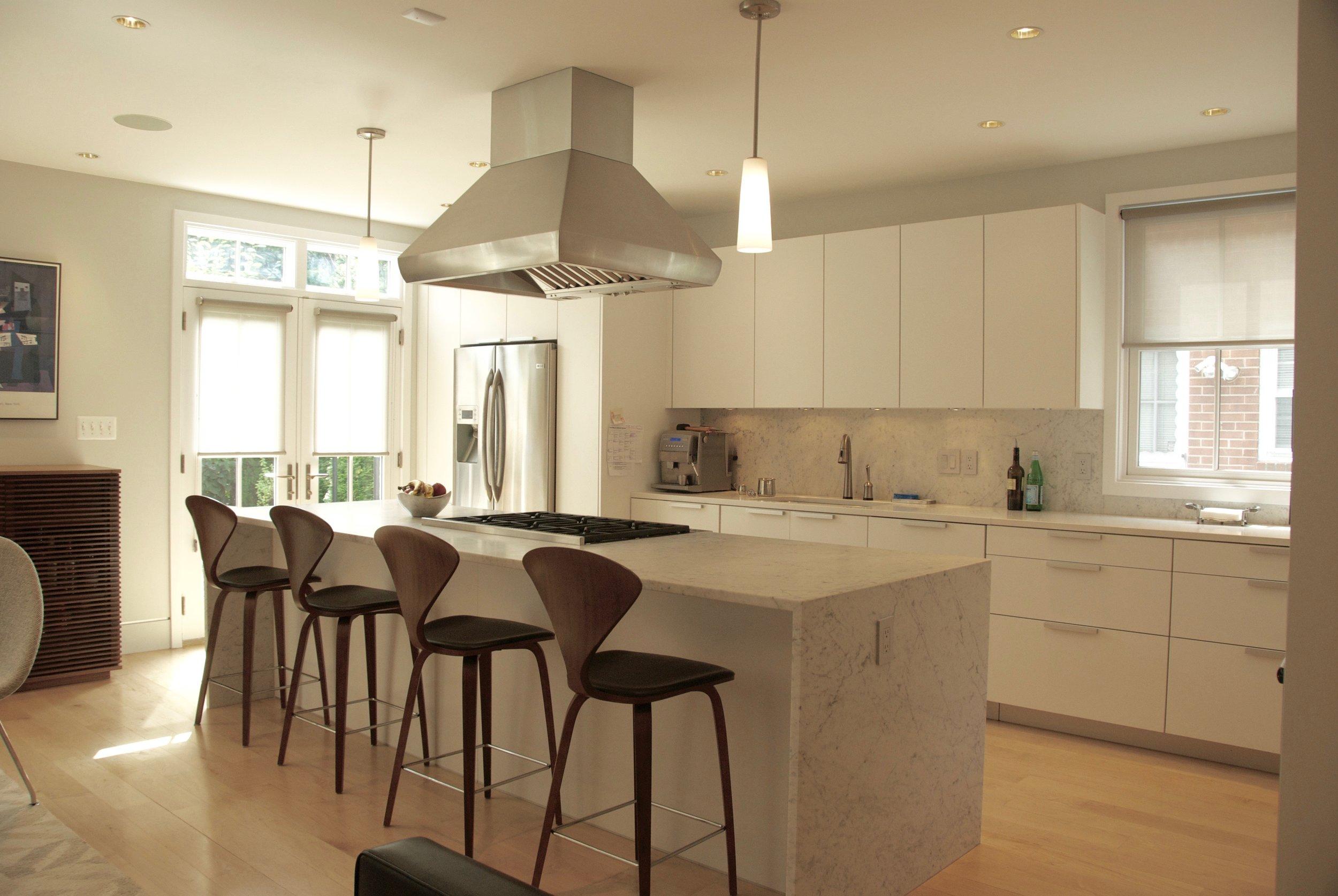 New Kitchen for New House in Alexandria, VA