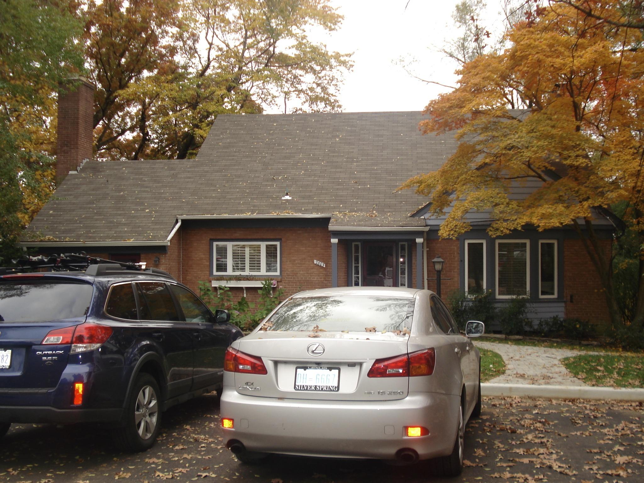 Original House Before Renovation