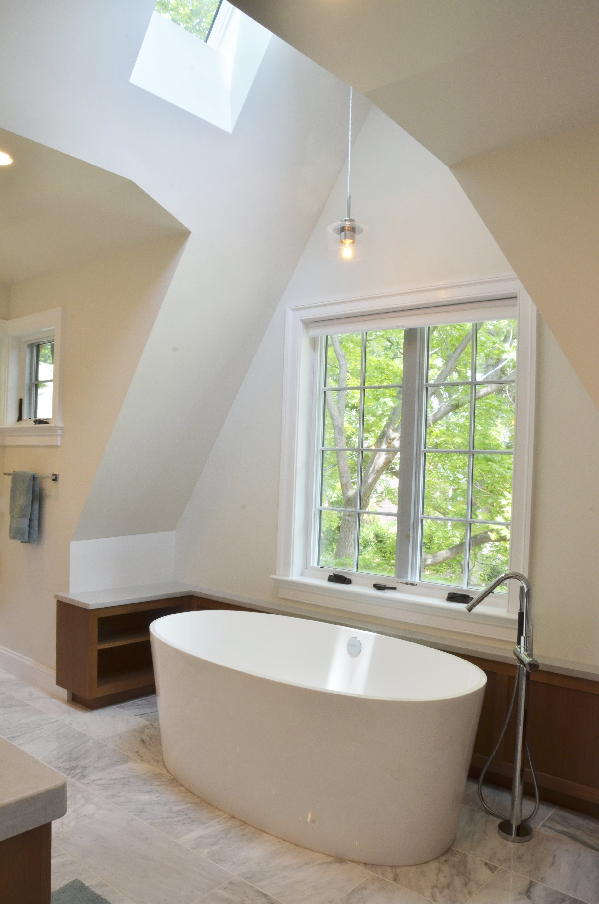 New Bay for Soaking Bath