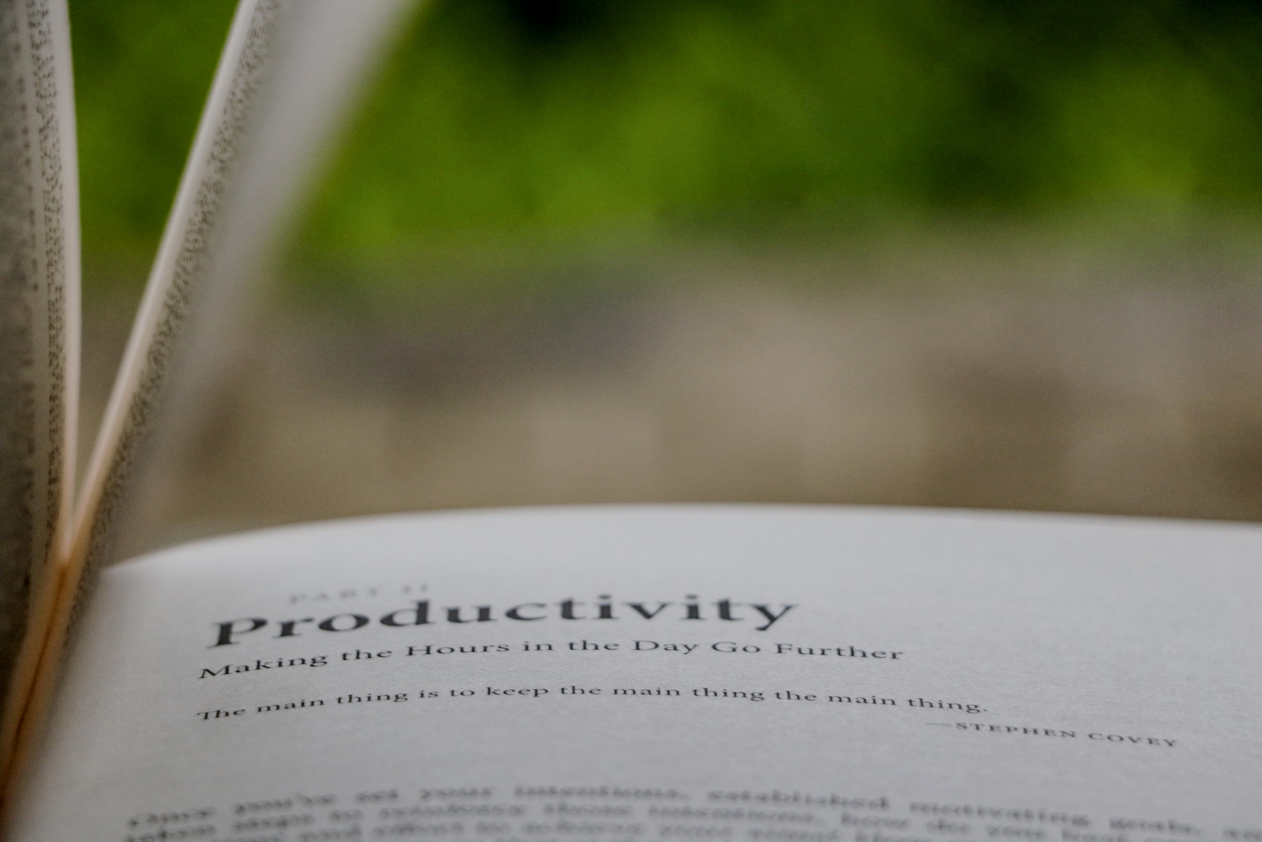 Ah, productivity. Is it just me, or does it feel like we're all bouncing from one priority to the next, feeling overwhelmed and like we're doing nothing quite well enough? I spent some time researching how to increase my productivity - here, for you, are the best tips I found. What's really interesting is that they make me feel much happier too. -