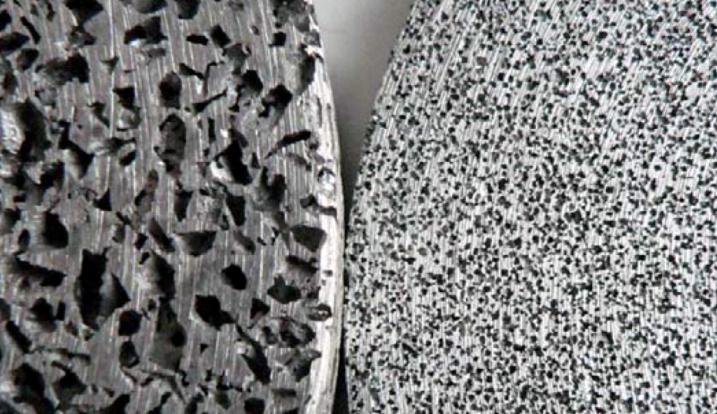 Twin City Metal Seal Porosity