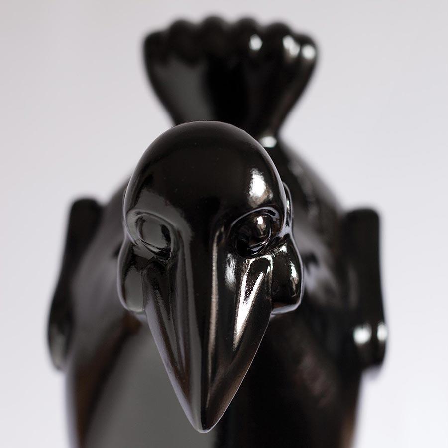 Birdbrain, Black (cast)