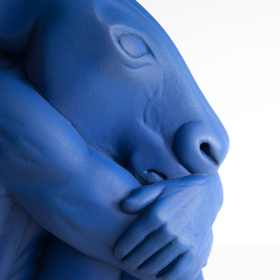Ass, Blue (cast)