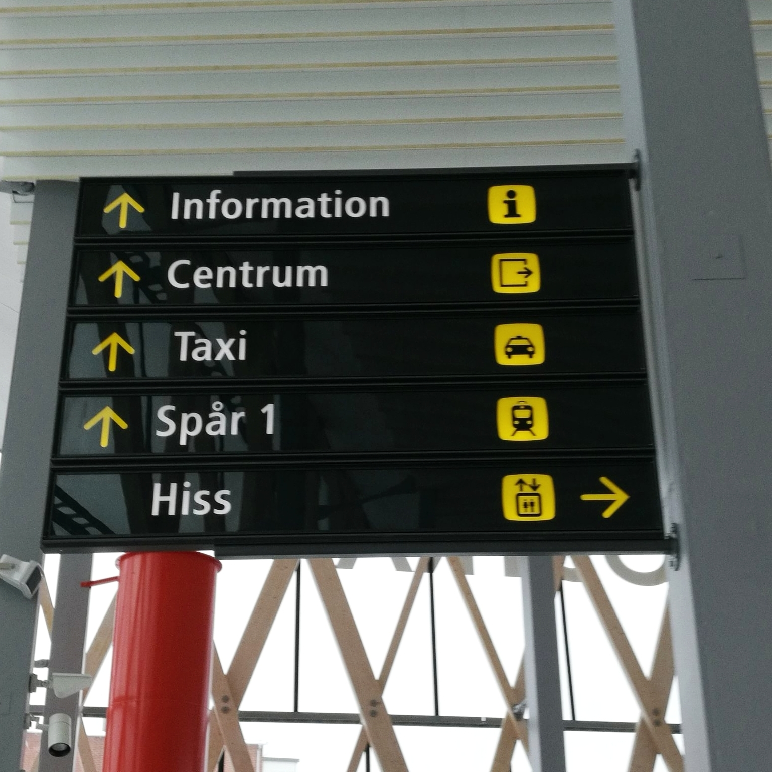 Info Signs
