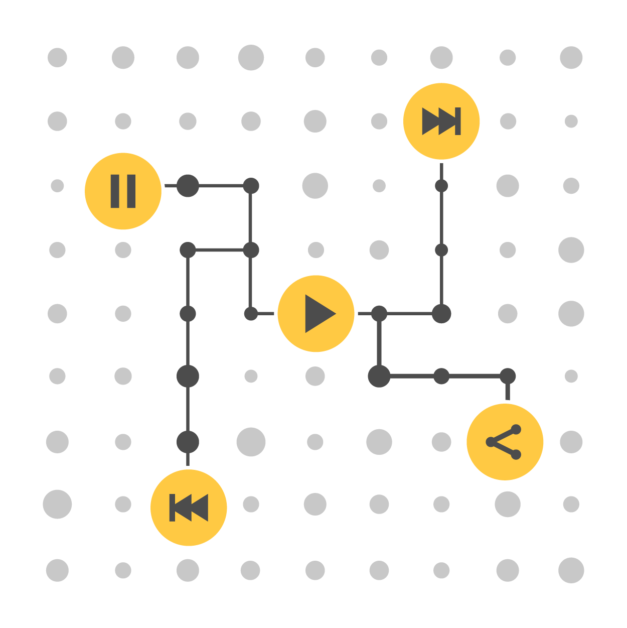 Music Curation with machine learning - Thesis Project, Master of Interaction Design2019 | 18 WeeksWith background music curation as an intervention point, the project explores ways for human raters to collaborate with machine learning to augment human intelligence.