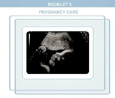Healthy Start For Me and My Baby: Booklets - These booklets talk about the experience of pregnancy and giving birth.