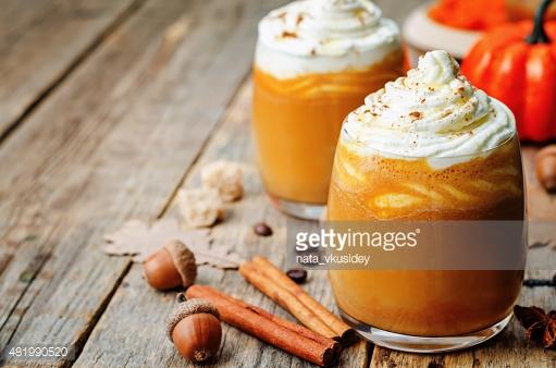 seasonal drinks