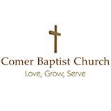 Comer Baptist Church Comer, GA