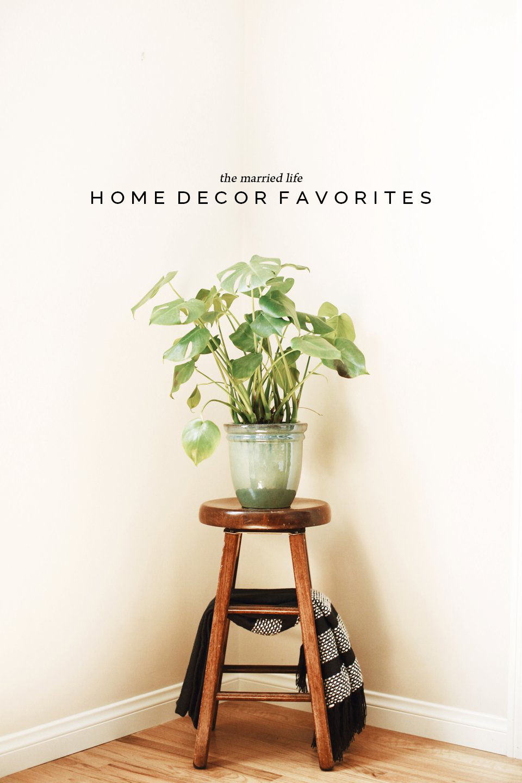 Home Decor Favorites | www.plumandoakphoto.com
