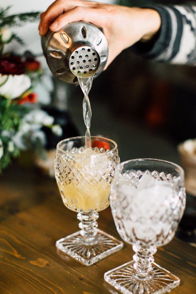 winter party inspiration